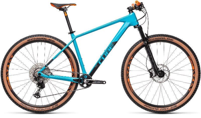Cube Reaction C:62 Race Mountain Bike 2021