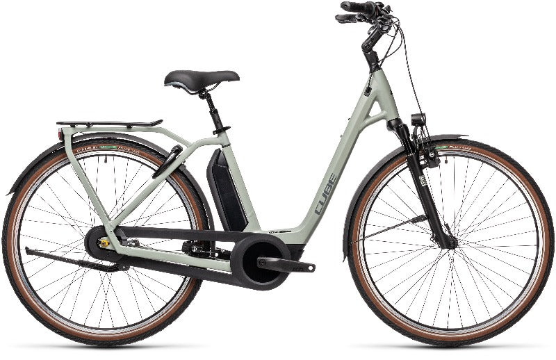 Cube Town RT Hybrid EXC 500 Electric Bike 2021