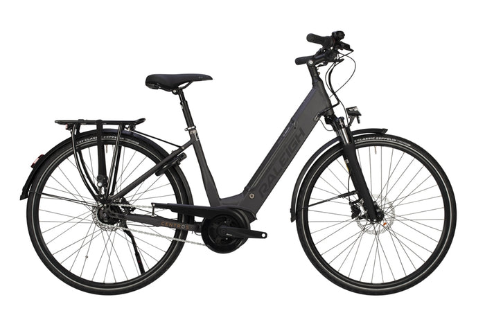 Raleigh Centros Low Step Hub Electric Bike
