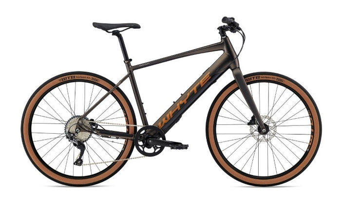 Whyte Hoxton Electric Bike V1
