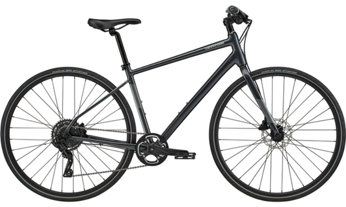 Cannondale Quick Disc 4 Hybrid Bike 2020