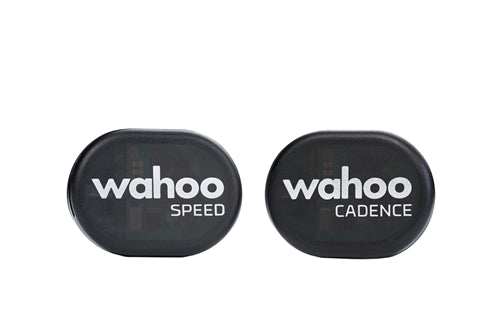 Wahoo Wireless RPM Speed & Cadence Sensor Bundle