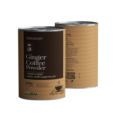 Dried Ginger Coffee