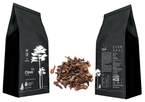 Cloves Whole/Laung Whole/(लौंग) (Organically Grown, Single Origin & Homestead Produce) - weaveskart.com - LAW India (looms & weaves)