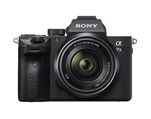 Sony Alpha 7 III | Full-Frame Mirrorless Camera with Sony 28-70 mm f/3.5-5.6 Zoom Lens ( Fast 0.02s AF, 5-axis in-body optical image stabilisation, 4K HLG, Large Battery Capacity )