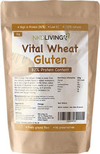 Load image into Gallery viewer, Vital Wheat Gluten 1kg by NKD Living with 82% Protein Content