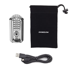 Samson Meteor USB Microphone - Chrome