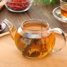 Load image into Gallery viewer, Tea Infuser - Stainless Steel Food Grade Mesh Tea Strainer Tea Filter (2-Pack, 4.5cm)