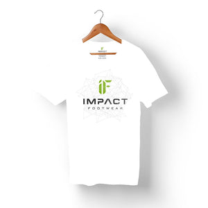 Men's IF Impact Footwear White Tee