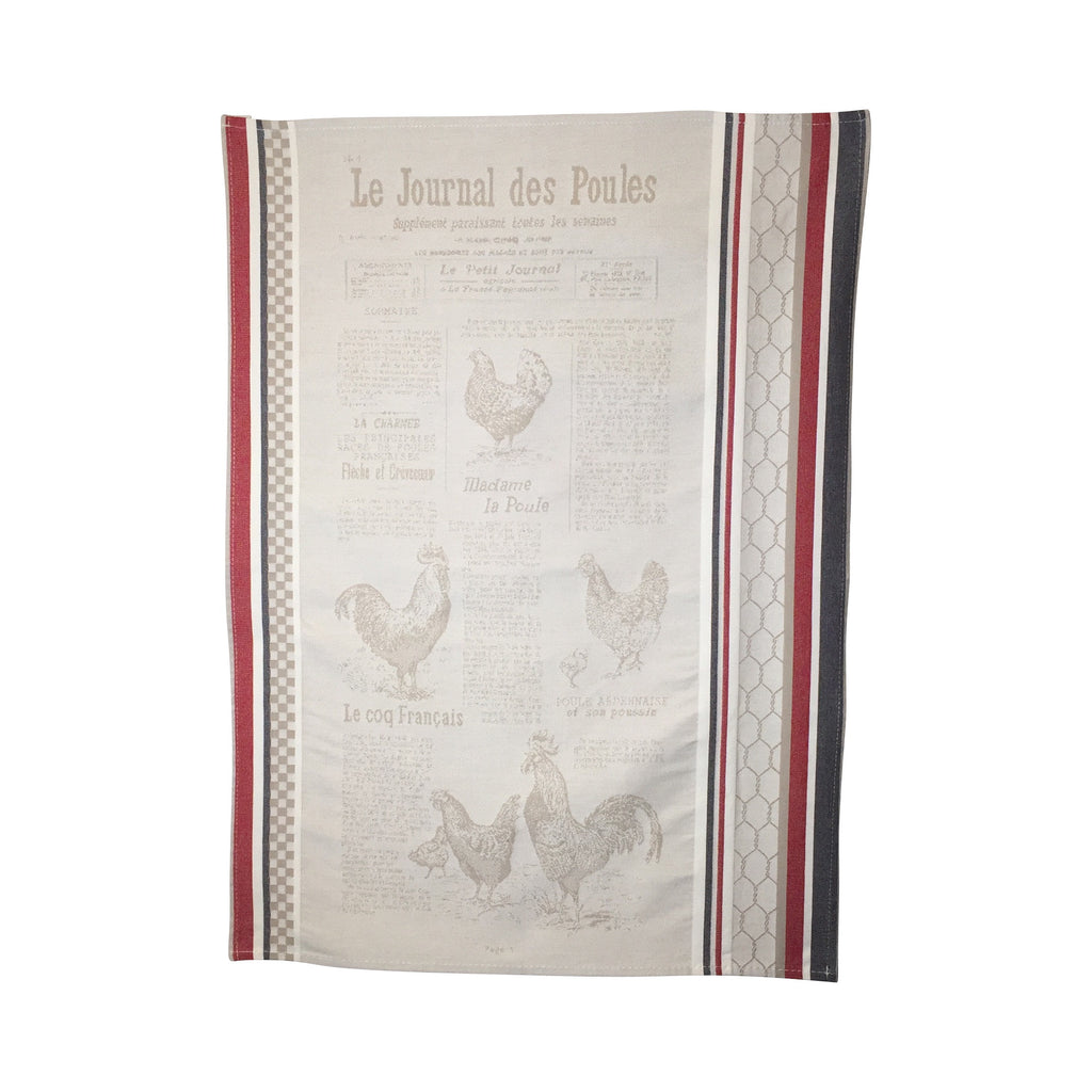 "Deco ""Collette"" Jacquard Tea Towel"