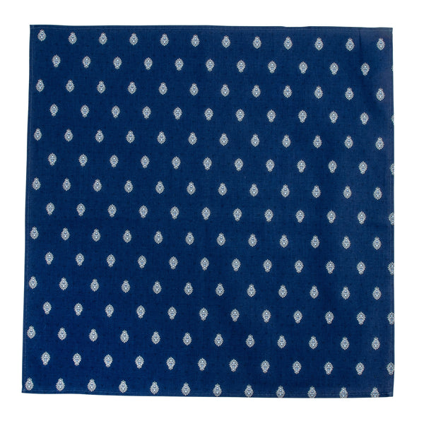 """Bastide Allover"" Cotton Table Napkin"