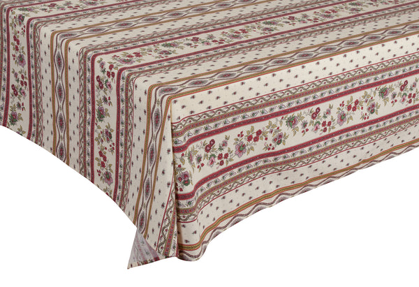 """Avignon"" Rectangle Cotton Tablecloth"