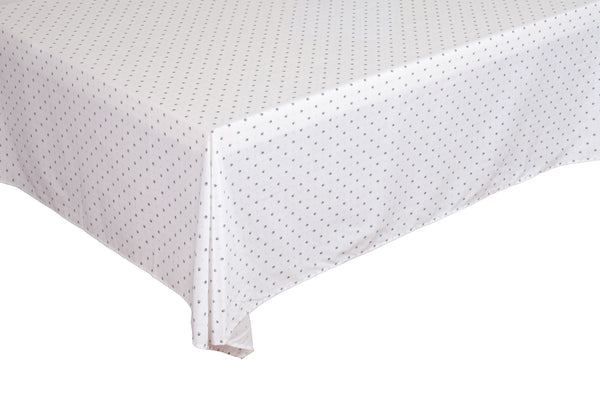 """Calissons"" Rectangle Cotton Tablecloth"