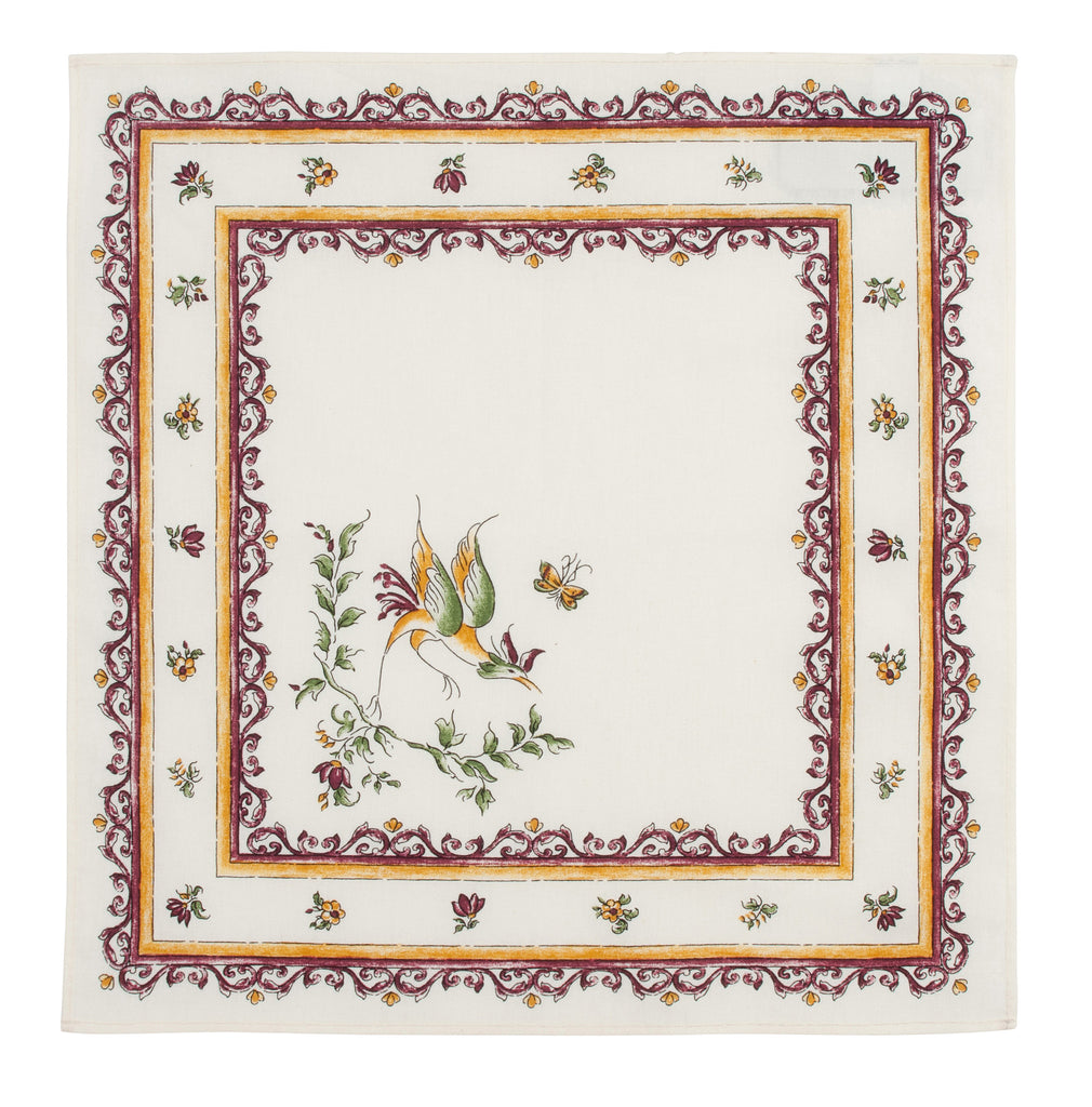 """Moustiers"" Table Napkin"