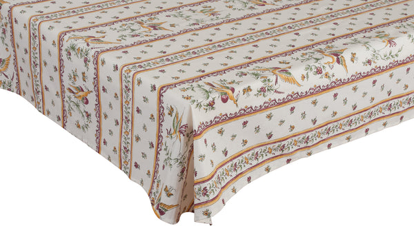 """Moustiers"" Rectangle Tablecloth"