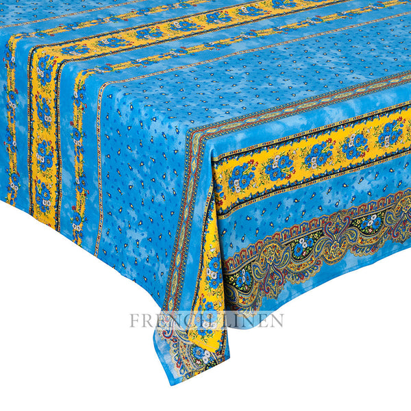 """Tradition"" Rectangle Cotton Tablecloth"