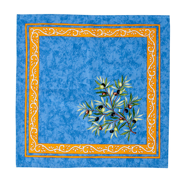 """Clos des Oliviers"" Cotton Table Napkin"