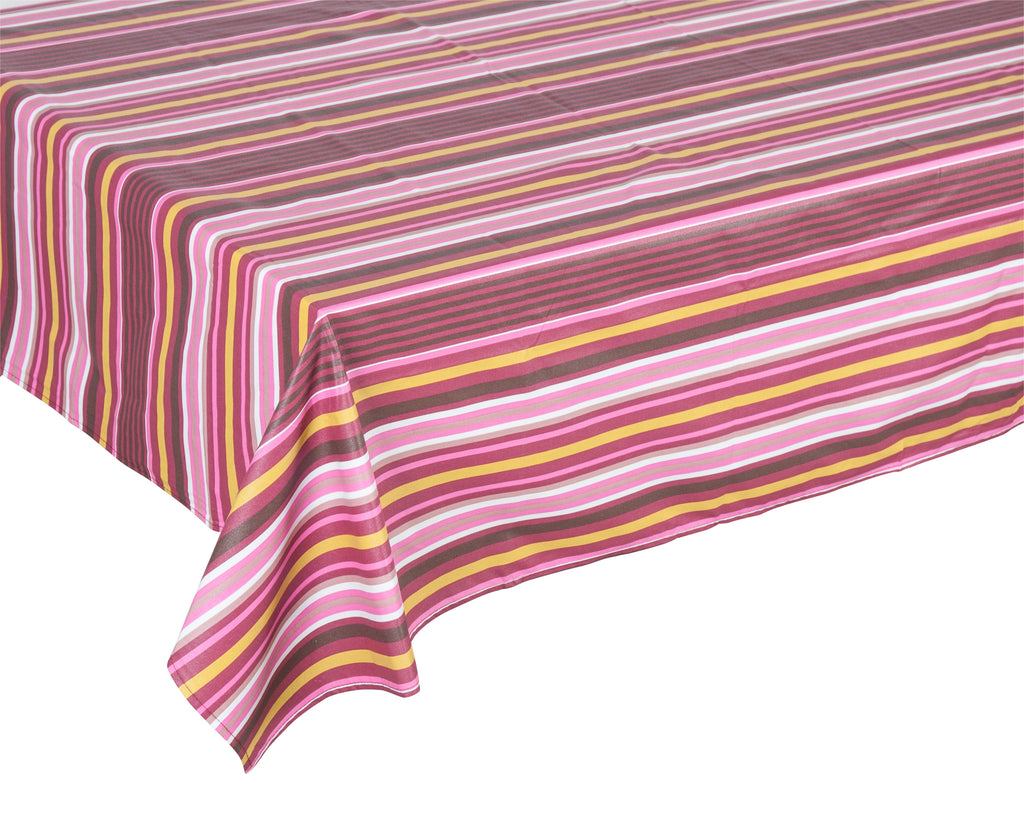 """Deckchair"" Rectangle COATED Cotton Tablecloth"