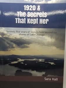 1920's and the Secrets that Kept Her