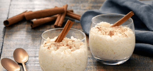 Making Arroz con Leche with your Paella Pan