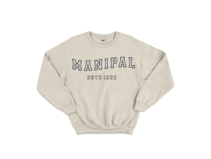 Off-White Infinitum| Manipal Sweatshirt| Manipal Merchandise | The MIT Store| MIT merch| MIT Store