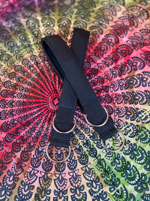 Open image in slideshow, Single Loop Pilates Straps