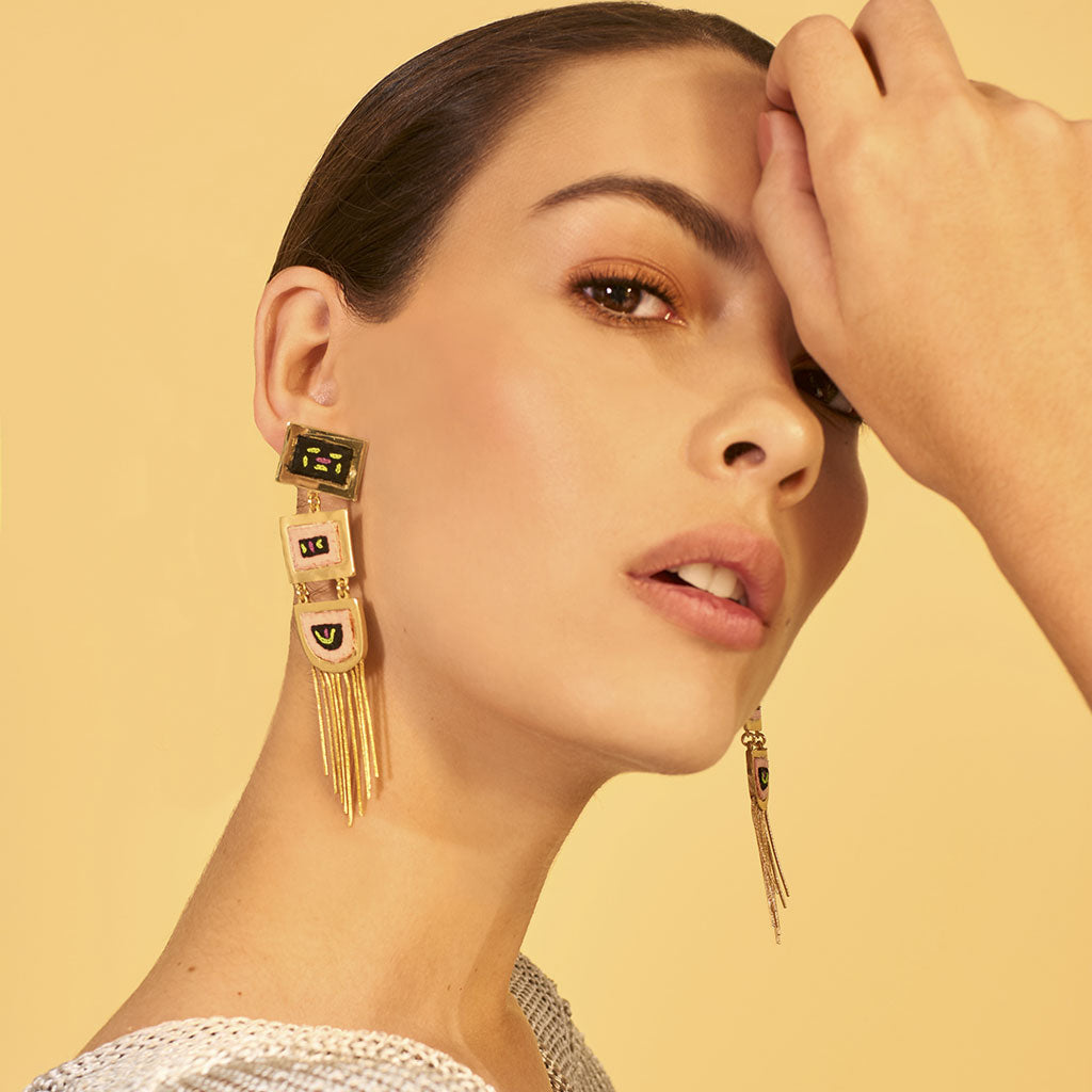 Lluvia Earrings