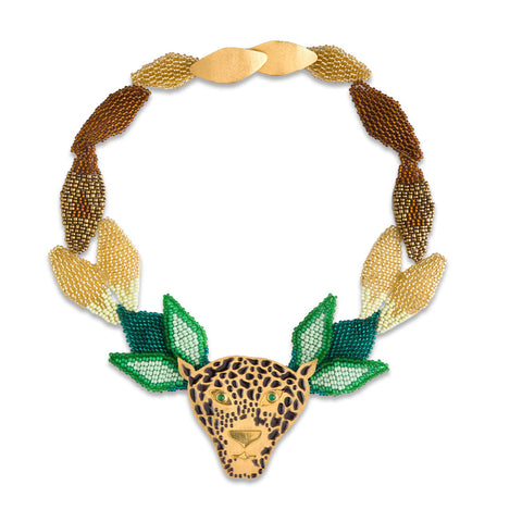 Jaguar De La Selva Necklace