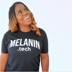 OG Melanin.Tech - Black