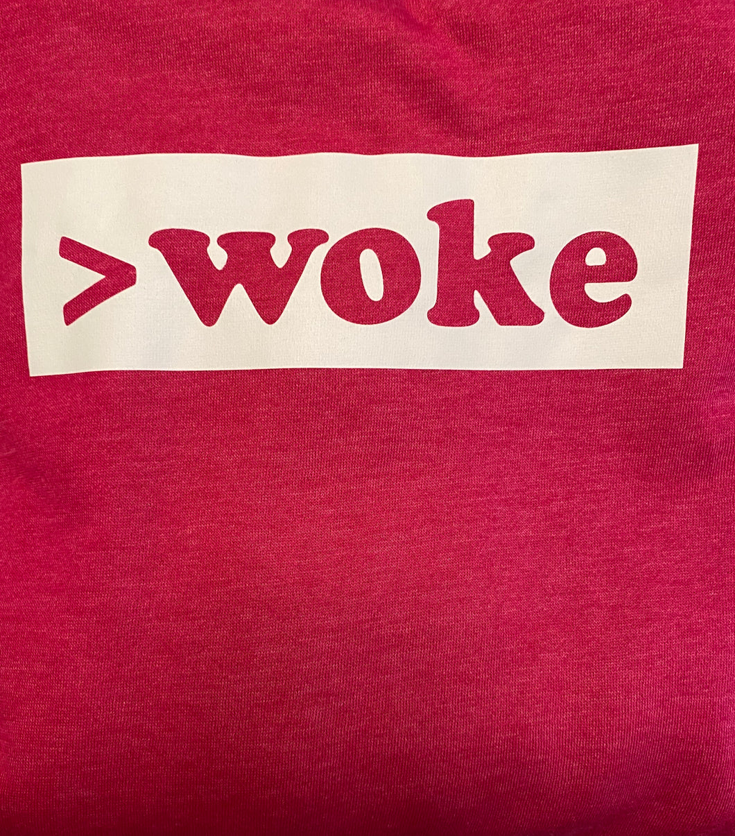 >WOKE Women's Fleece Sweatshirt