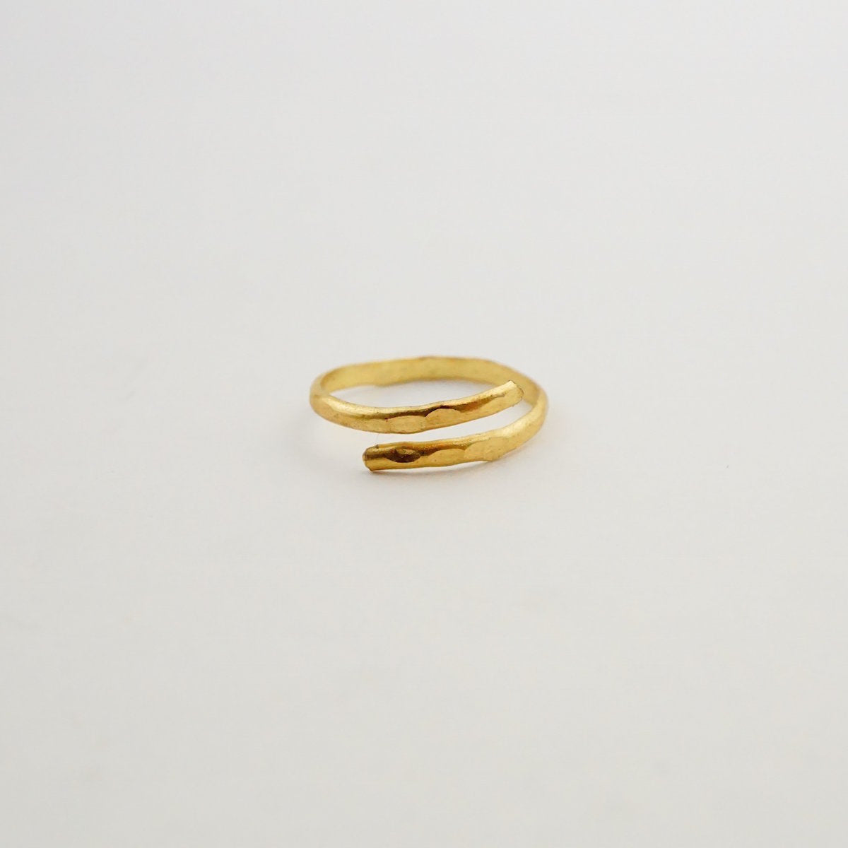 Single Wrap Ring