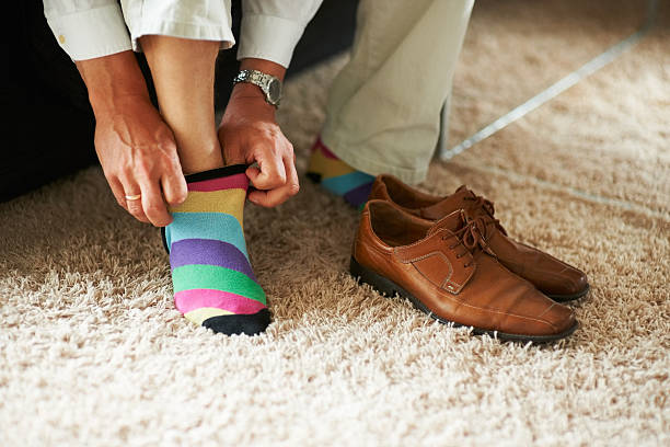 When paired with boat socks or shoes without socks