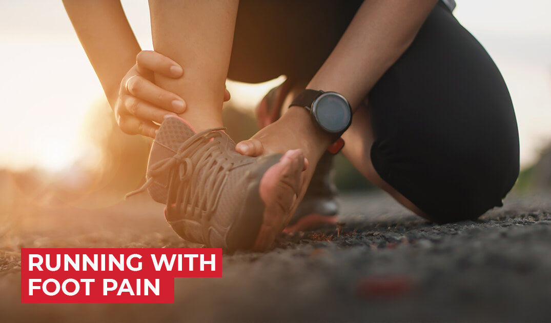 How Can You Prevent or Reduce the Occurrence of Foot Pain from Running
