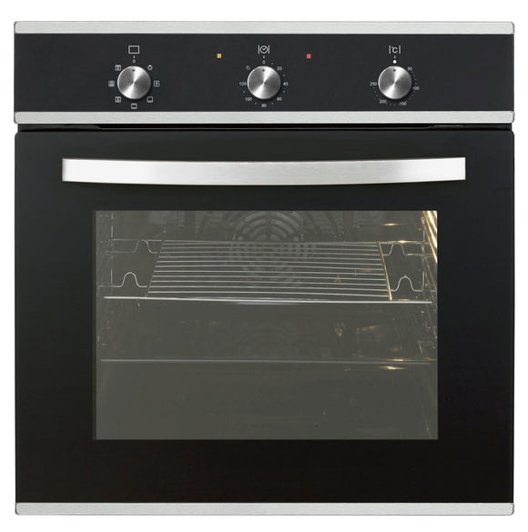 Polo Built-in Oven 60cm 7 Functions 60 Litres - Buyrite Appliances