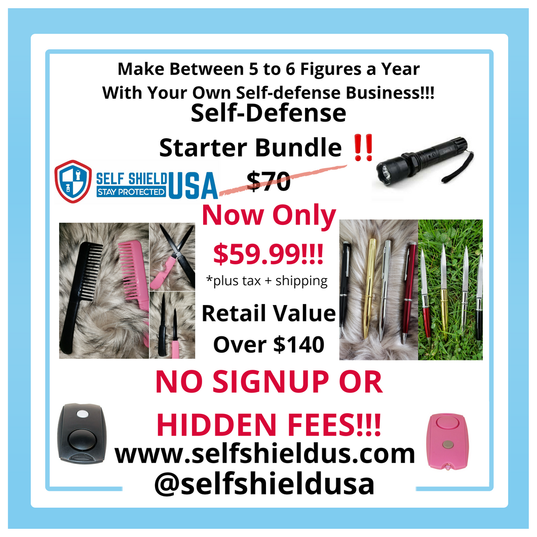 Self-Defense Starter Bundle
