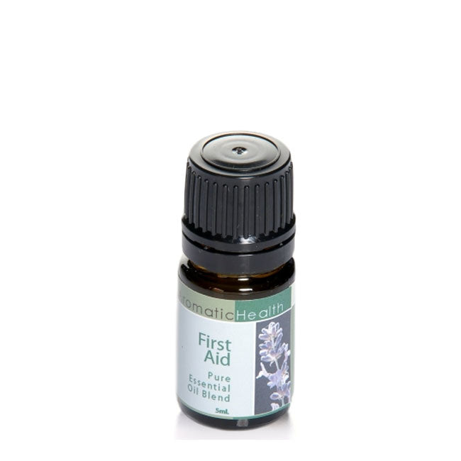 aromatic health first aid pure essential oil drops 5ml