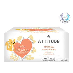 attitude baby leaves air purifier - pear nectar 227 g