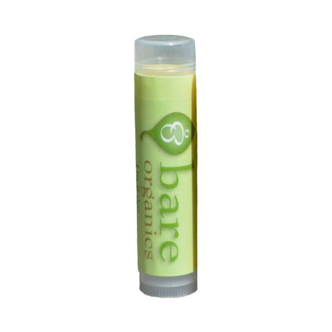 bare organics lip balm - mint 4g
