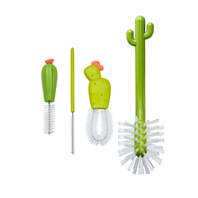 boon cacti replacement brushes - green