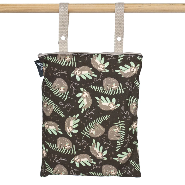 colibri regular wet bag - sloths
