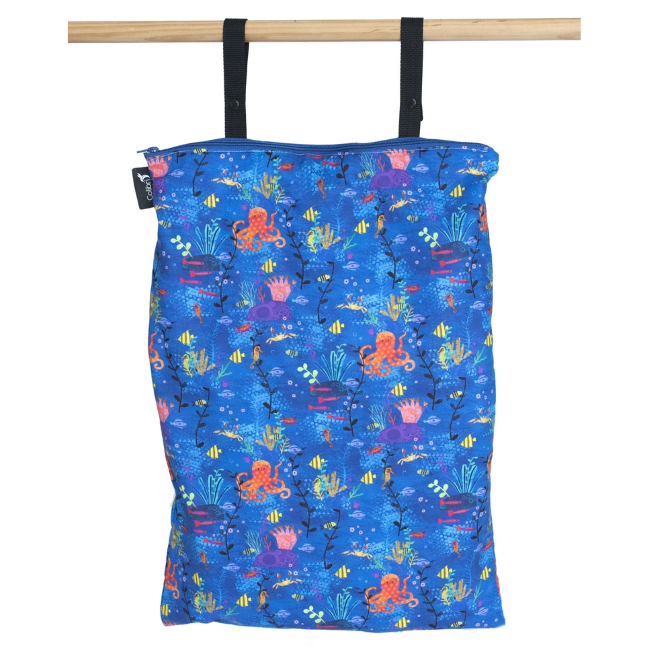 colibri extra large original wet bag - under the sea