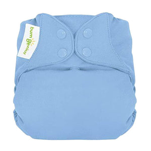bumgenius elemental 3.0 classic colors one-size organic AIO diaper