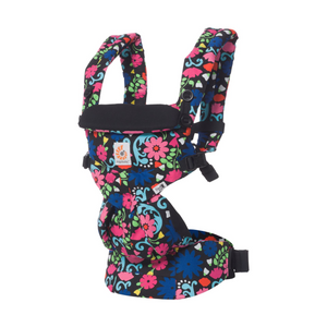 ergo baby omni 360 carrier - french bull flores