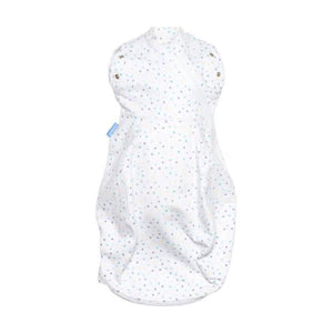 grosnug make a wish newborn 2 in 1 swaddle & grobag
