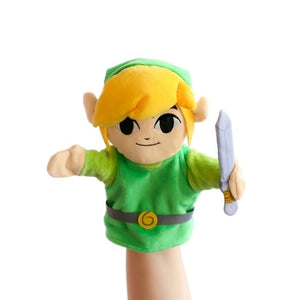 hashtag collectibles nintendo link puppet