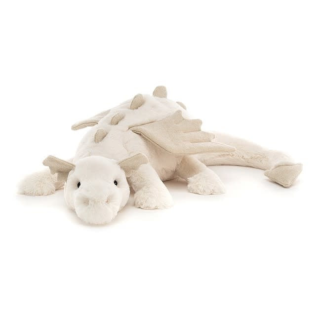 jellycat scrumptious snow dragon