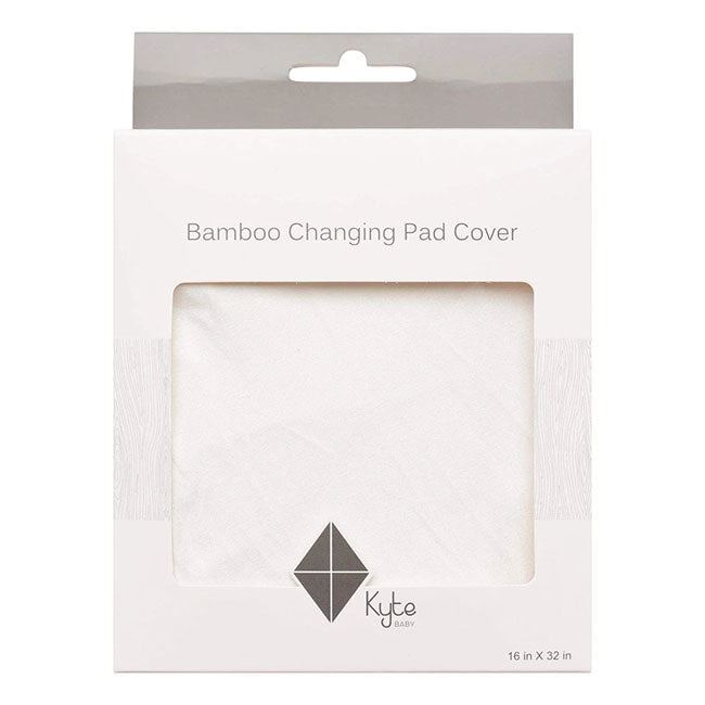 kyte baby change pad cover - cloud
