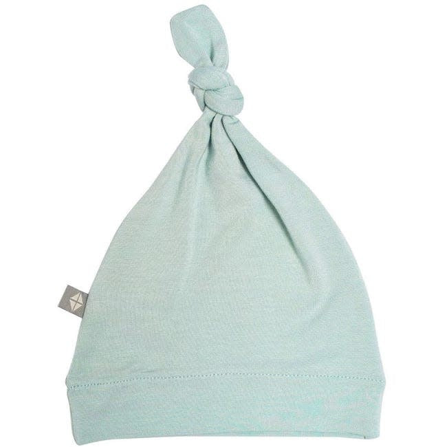 kyte baby knotted cap - sage