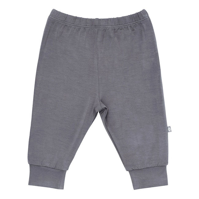 kyte baby pant - charcoal