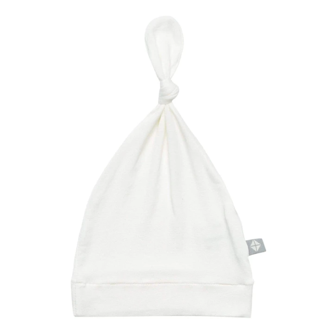 kyte baby knotted cap - cloud